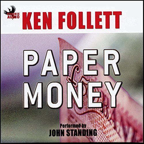Paper Money audiobook cover art