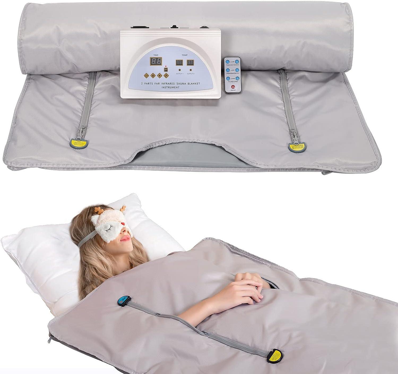 SurmountWay Sauna Blanket Far Body Max 80% OFF Dedication Professional Shaper Infrared