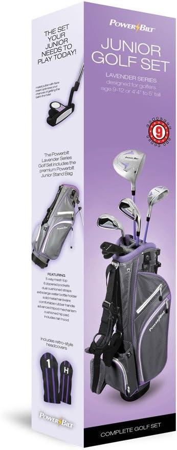 Powerbilt Junior Phoenix Mall Kids Golf Set Club Max 81% OFF