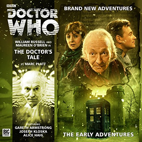 Doctor Who - The Doctor's Tale cover art