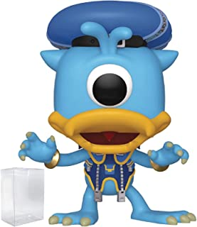Funko Pop! Disney: Kingdom Hearts 3 - Donald Duck (Monster's Inc.) Vinyl Figure (Includes Pop Box Protector Case)