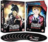 Fullmetal Alchemist Brotherhood Complete Series Collection (Episodes 1-64) [DVD] [Reino Unido]