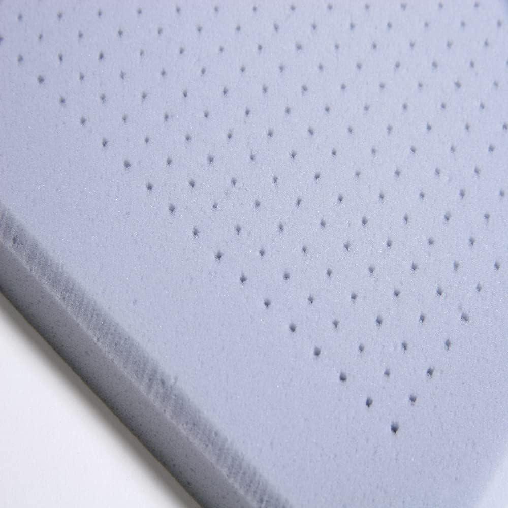 Optimer System - Fonac Placa-Panel absorbente-aislante acústico FONAC STUDIO Class 1 (0,61 x 0,61 cm) Gris Perla