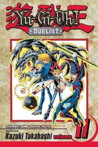 Yu-Gi-Oh! Duelist Volume 11