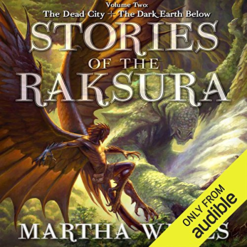 Stories of the Raksura, Volume 2 audiobook cover art