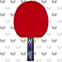 Butterfly Balsa Carbo X5 Pro-Line Table Tennis Racket - The Softness Of Balsa And The Hardness Of Carbon - Recommended For...