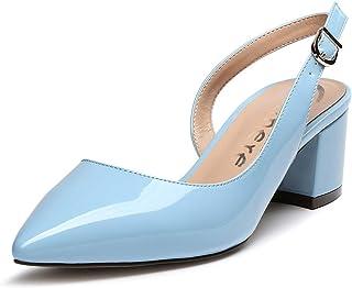 Amazon.it: 43 Scarpe col tacco Scarpe da donna: Scarpe e