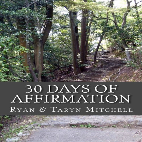 30 Days of Affirmation audiobook cover art