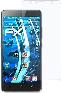 atFoliX Skärmskyddsfilm är kompatibel med Lenovo K8 Plus Film, ultra-klar FX Skyddsfilm (3X)