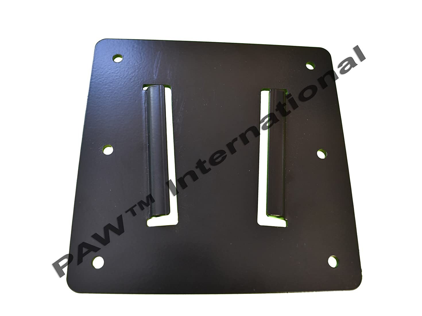 STEEL Wall Mount for Campers and RVs-(Not PAW International Polymer Mount)-