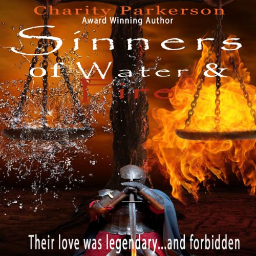 Sinners of Water & Fire audiobook cover art