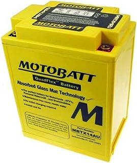 Batterie MOTOBATT MBTX14AU preisvergleich preisvergleich bei bike-lab.eu