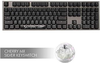 Ducky Shine 7 Gunmetal (Cherry MX Silver) Keyboard