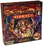 Slugfest Games The Red Dragon Inn 6: Villains Strategy Boxed Board Game Ages 12 & Up