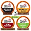 SF Bay Coffee OneCUP Variety Pack 80 Ct Compostable Coffee Pods, K Cup Compatible including Keurig 2.0 (Packaging May Vary) #1