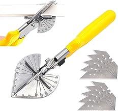 Cisaillement Multi-angle Pince Multi-angle Cisaillement de Joint dEtanch/éit/é Coupeur de Cisaillement /à Onglets Multi-angle 0 degr/é /à 135 degr/és