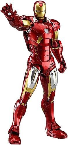 con 60% de descuento SSRS SSRS SSRS Avengers Legends Series 16cm Iron Man MK7 Finger Movable Modelo Figura De Acción (Color   rojo)  soporte minorista mayorista