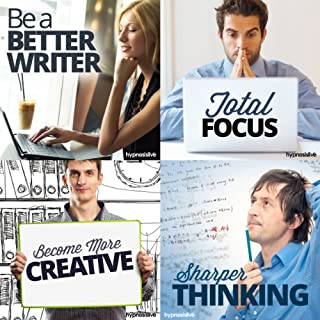 The Writer's Hypnosis Bundle audiobook cover art