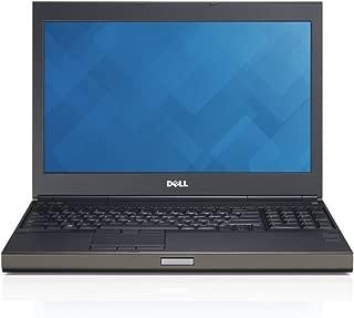 Dell Precision M4800 15in Notebook PC - Intel Core i7-4800MQ 2.7GHz 16GB 250 SSD DVDRW Windows 10 Pro (Renewed)