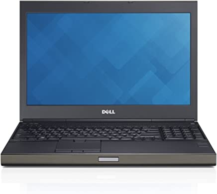 Dell M4800 15.6in FHD Ultrapowerful Mobile Workstation Business Laptop Computer, Intel Core i7-