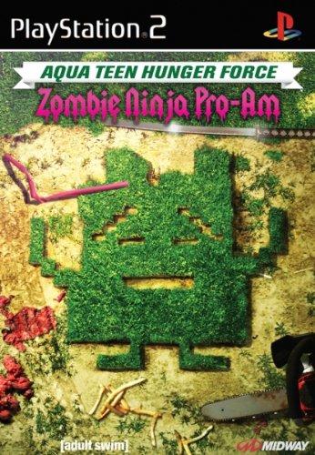 Aqua Teen Hunger Force: Zombie Ninja Pro-Am [Edizione: Regno Unito]