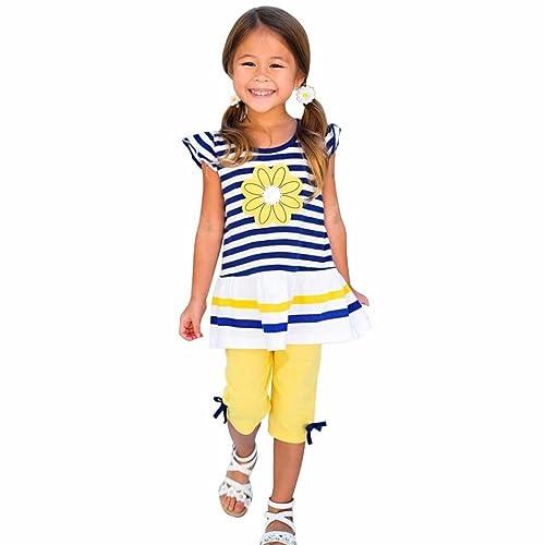 0c6e7d4e70bb Childrens Summer Clothes  Amazon.co.uk