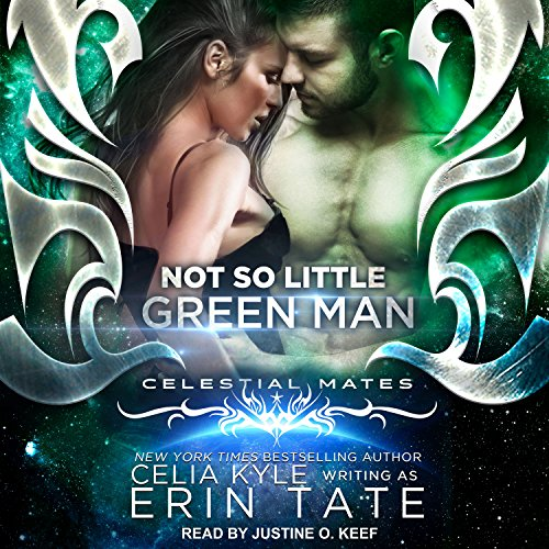 Not So Little Green Man audiobook cover art