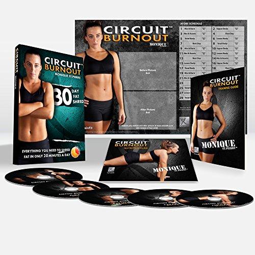 X-TrainFit: Circuit Burnout 30 Day Fat Shred- 5-Disc set