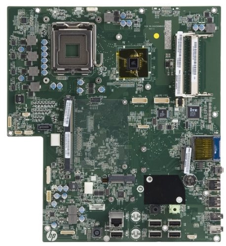HP all-in-one 200 main Board Motherboard 588313-001