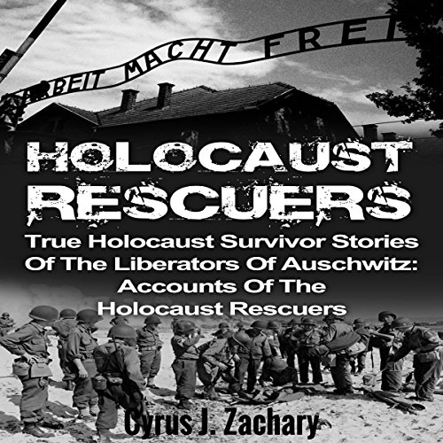 Holocaust Rescuers cover art