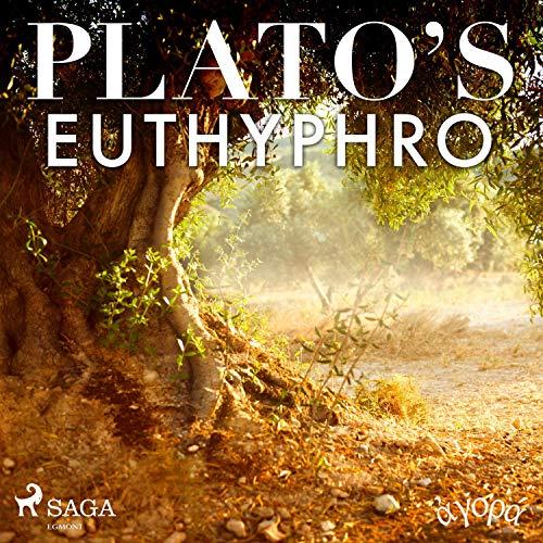 Plato's Euthyphro Titelbild