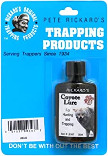 Pete Rickard's Coyote Trapping Lure, 1 1/4-Ounce