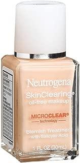 Neutrogena SkinClearing Liquid Makeup, 1-Ounce - Classic Ivory