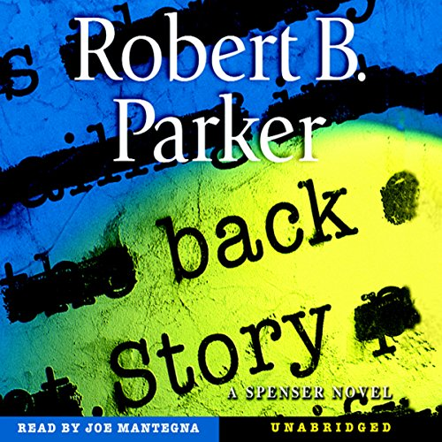 Back Story Audiobook By Robert B. Parker cover art