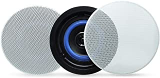 Herdio Bluetooth 天井取付型スピーカー 天井 埋め込み 天井埋込型 設置用 スピーカー 丸型 160W 埋込 取付 speaker システム
