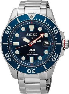 Seiko Prospex Padi 200m Divers's Solar watch Blue