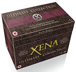 Xena Warrior Princess - The Ultimate Collection [DVD] [1995] (B000SLUB7S) | Amazon price tracker / tracking, Amazon price history charts, Amazon price watches, Amazon price drop alerts