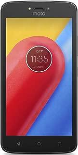 Celular Smartphone Motorola Moto C Quad 16gb 4g 2 Chips Preto