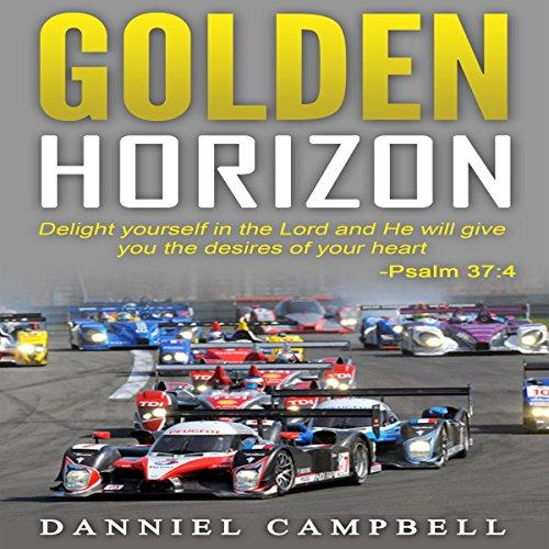 Golden Horizon audiobook cover art