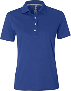 Hanes Women's X-Temp Performance Polo Shirt