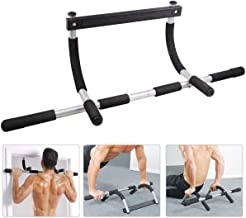 Zofey Chin up bar Exercise Fitness Workout Bar Mounts for Home, Gym, Fitness, Exercise for Men and Women