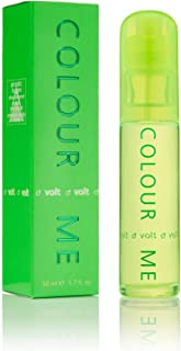 Colour Me | Volt | Eau de Toilette | Fragrance Spray for Men | Aromatic Fougere Scent | 1.7 oz