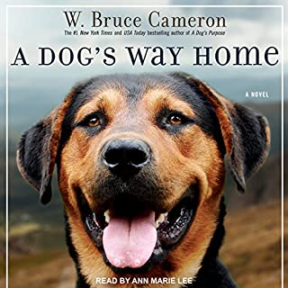 A Dog's Way Home audiobook cover art