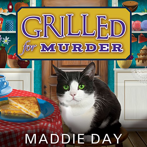 Grilled for Murder audiobook cover art