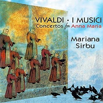 Vivaldi: Concertos for Anna Maria