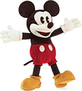 Folkmanis 5008 Disney Mickey Mouse Hand Puppet, Standard, Multicolor, Black, Gold, Red, White
