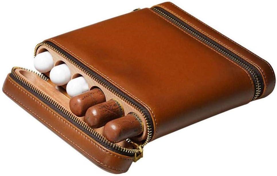 YXYX Cigar Humidor Desktop Humidors Very popular! Cedar - Sale special price Leather Ci and
