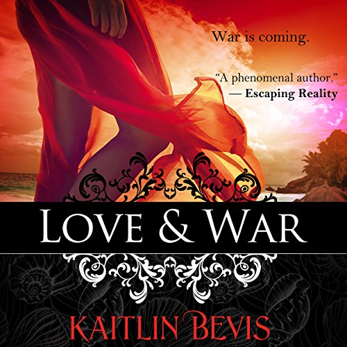 Love & War audiobook cover art