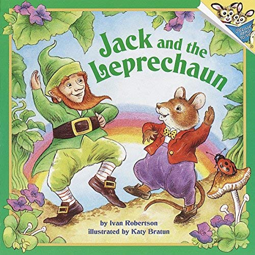 Jack and the Leprechaun (Pictureback(R)) by Ivan Robertson (2000-01-25)