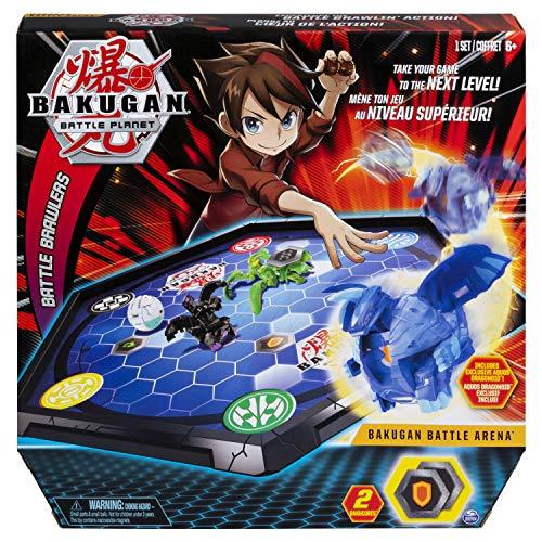 Bizak Battle Sand Official Stadium for Combat Includes Bakugan Exclusive, Multicolour (61924431